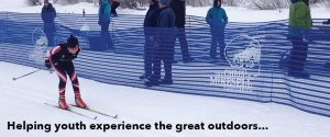 Helping youth experience the great outdoors